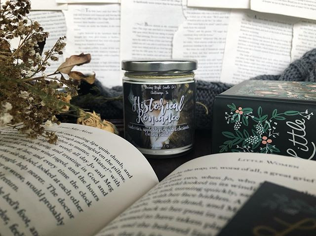 Full list of candles being added to the