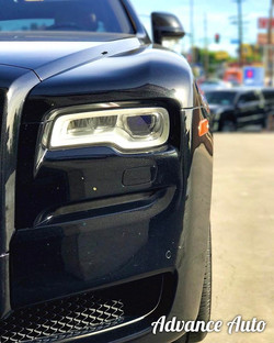 If you ain't talking quality I don't want to talk 💎 #AdvanceAuto #AACSC #TheShop  #rollsroyce #roll