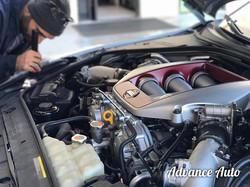 🏁🏁🏁 #Nissan #NissanGTR #GTR #CARS #engine #speed #fast #power #beauty #carsofinstagram #carporn #