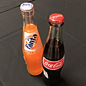 Bottled Coke & Fanta