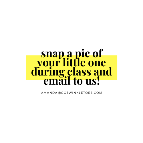snap a pic during class and email to us!