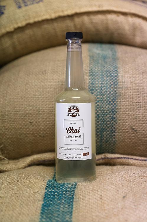 Chai Coffee Syrup 750ml