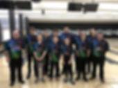 horsham YBC team and coaches