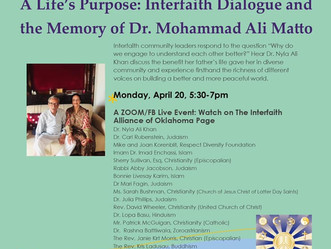 Interfaith Alliance Community Conversation remembers Dr. Mohammad Ali Matto