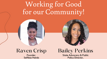 Meet two leaders working for good - April 22
