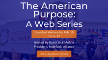 "Where are we headed? Find out in ""The American Purpose"""