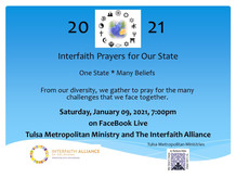 Prayer Service - We need this NOW more than ever