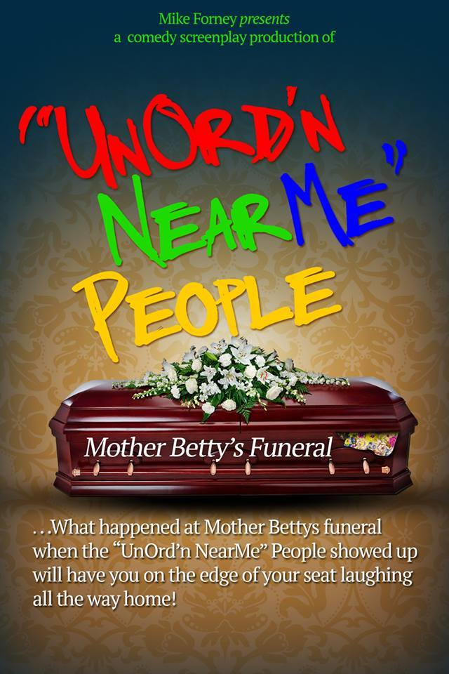 Mother Betty Funeral