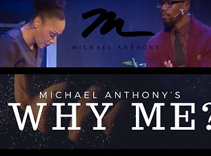 Why Me? Part I DVD
