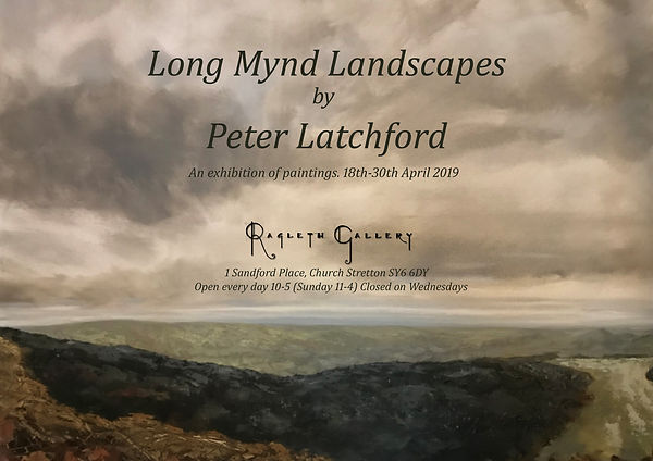 Peter Latchford Poster landscape version