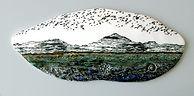 Ruth Gibson.  Mountain Murmuration 1.  P