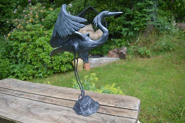 Bronze Heron.