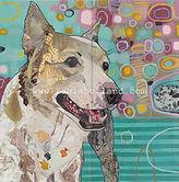 Original Art   Top Dog.