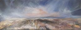 Original ART. Shropshire Hills