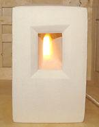 Amazing Passage Lightbox. Ceramic.