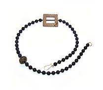 Jewellery. Onyx & Jasper Necklace