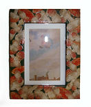 ART.  Decoupage Picture Frame