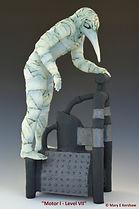 ORIGINAL ART Sculpture