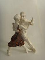 Original Sculture. Dancing Figures