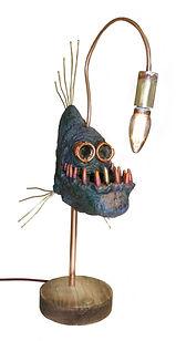 Amazing Anglerfish Lamp
