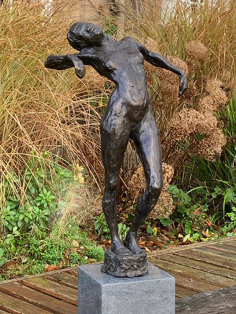 ART Bronze sculpture