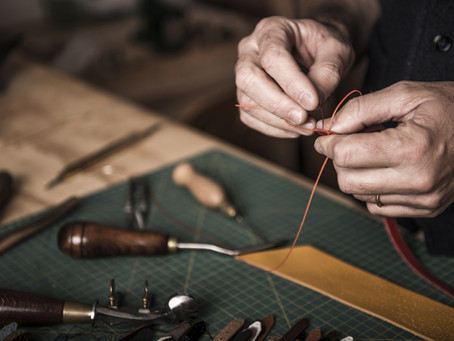 A journey to Turkey's traditional leather trade