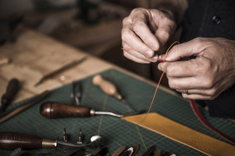 The Intricacies of Fine Handmade Leather