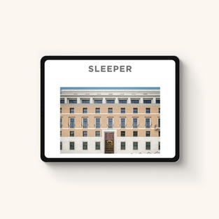 Sleeper Magazine - Rosewood Rome opens in 2023