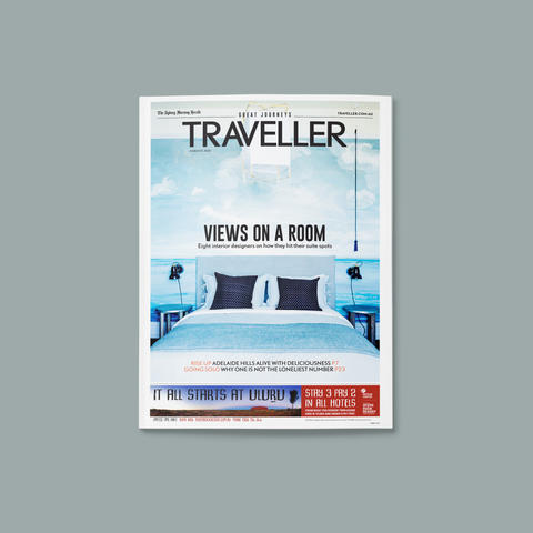 Sydney Morning Herald Traveller