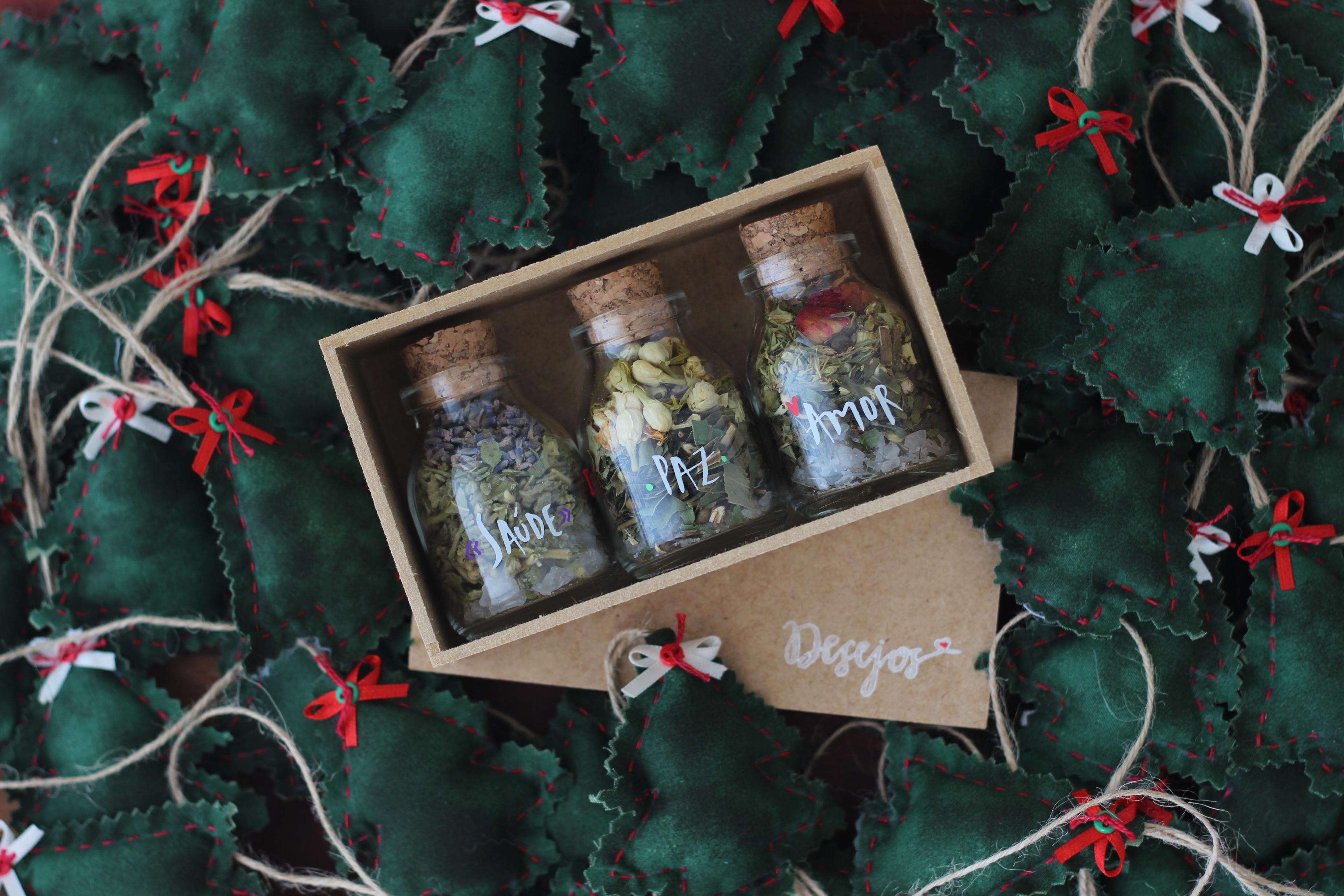 Caixa dos desejos Natal 3