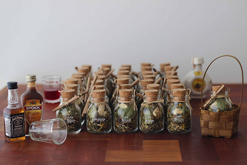 Chá Cura Ressaca