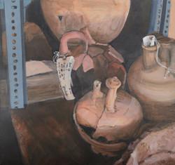 Ceramics Resting