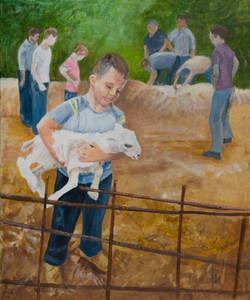 Beholding the Lamb