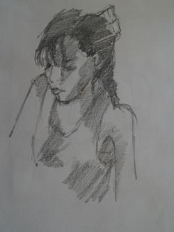 Ophélie Sketch