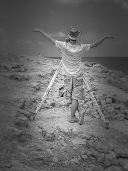 Dancing Surveyor