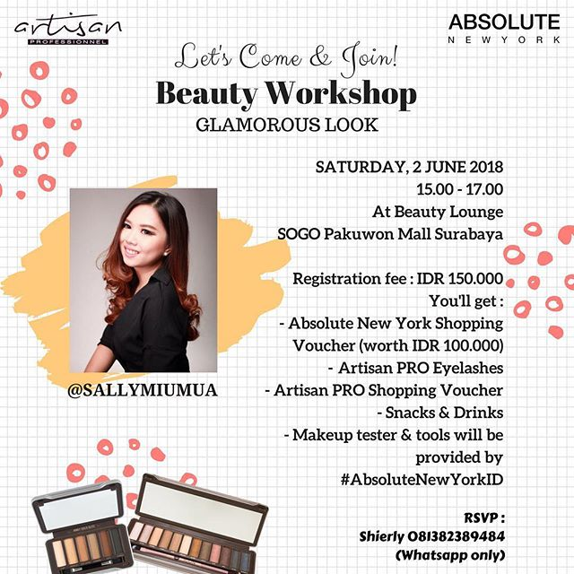 Hello Surabaya!_Let's join #AbsoluteNewY