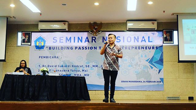 "Seminar Entrepreneurship ""Marketing in B"