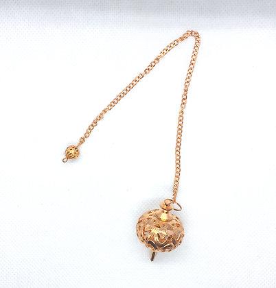 Metal pendulum