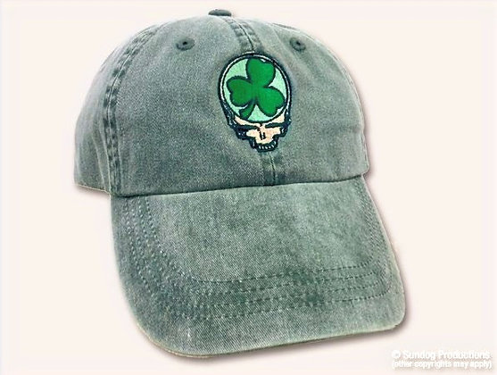 Steal Your Face Shamrock