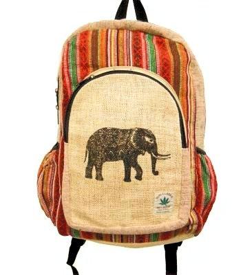 Elephant Back Pack
