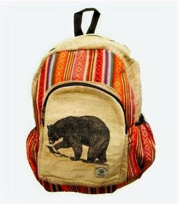 Bear Back pack