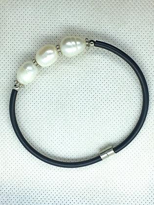 Fresh Water Pearl Magnetic Bracelet
