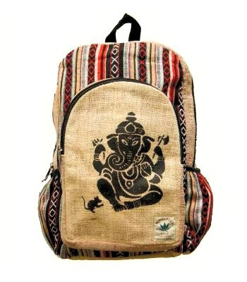 Ganesh Back Pack