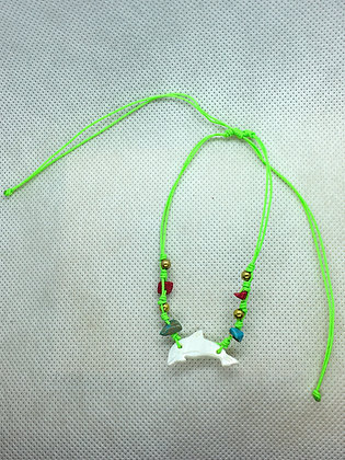 Dolphins anklet