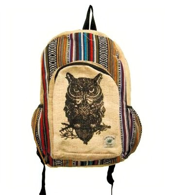 Owl Back Pack!