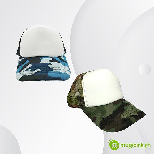 Net Cap Camouflage