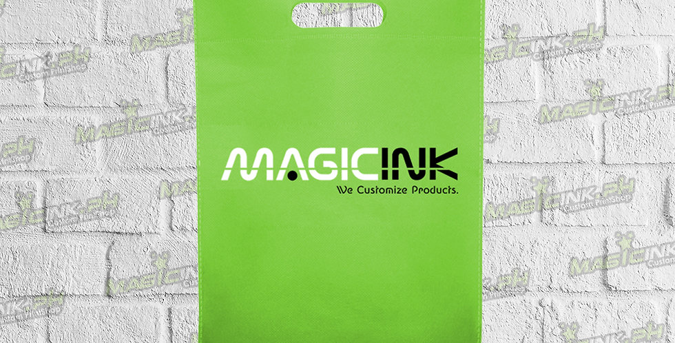 Die-Cut Exhibition Bag