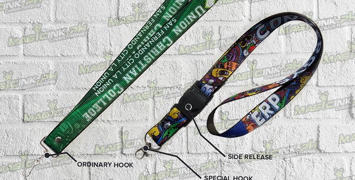 Photographic Lanyard