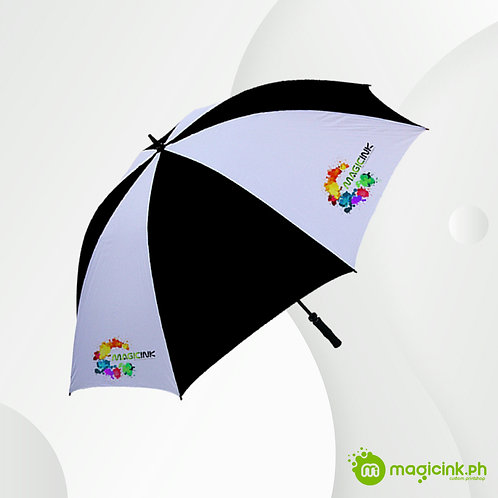 Two Tone Golf Umbrella
