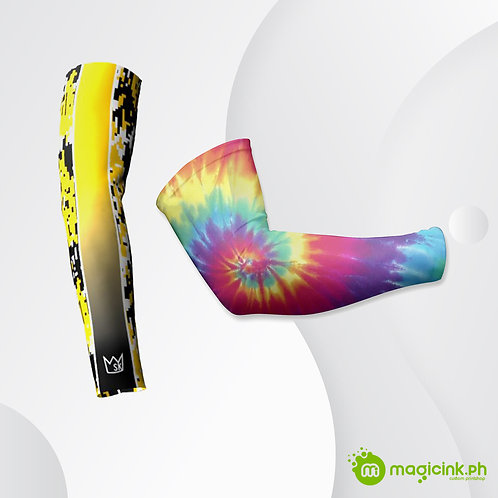 Sublimation Arm Sleeves